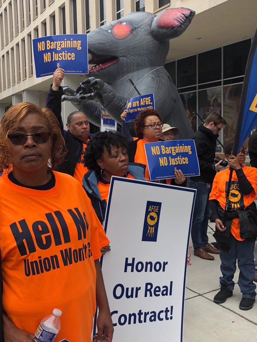 AFGE warns anti-union drive at Education Dept could spread