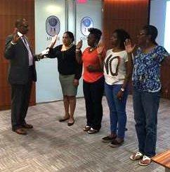 AFGE District 14 Welcomes New Leaders - Metro Washington